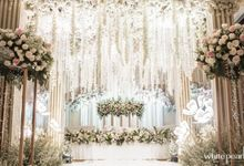 Grand Hyatt Jakarta Grand Ballroom 2021.10.09 by White Pearl Decoration