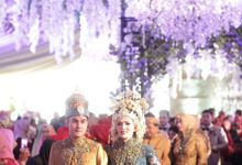 A WEDDING AT ACEH by AIRY