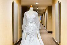 Marzuki & Leony Wedding Day by 8rain Photography