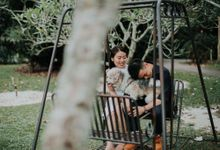 Renee Phua & Nick Ho Pre-Wedding Casual Shot by KZMAKEUP STUDIO