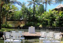 Venue - Oasis by Conrad Bali