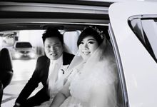 The Wedding of Rudy & Fanny 9 Sept 2017 by sapphire wedding car