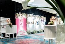 Pullman Hotel Jakarta Central Park 2021.10.09 by White Pearl Decoration
