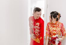 Chi Hoe + Li Ying by JOHN HO PHOTOGRAPHY