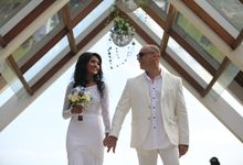 David and Reny wedding by WIKA BALI WEDDING & BRIDAL