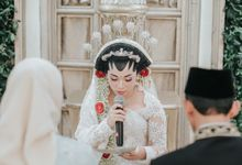 THE WEDDING OF FEBBY & RADHIT by alienco photography