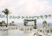 Wedding St Regis by Joseph Photo by Red Gardenia