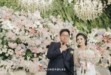 The Wedding of Fifi & Ian by  Menara Mandiri by IKK Wedding (ex. Plaza Bapindo)