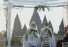 Prambanan by Avinci wedding planner