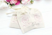 The Wedding of Stervan & Hannah by Bloom Gift