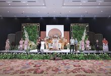 Simulasi Wedding New Normal by Grand Slipi Convention Hall