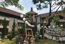 Wedding of Ulfa & Budi by The Village Resort Bogor