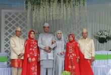 Tika & Hendra Wedding by melwin wedding