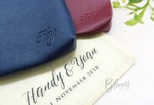 The Wedding of Handy & Yoan by Bloom Gift