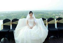 Wedding Makeup for Ms Anna by Erliana Lim Makeup Artist
