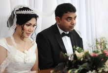 Mr & Mrs Riyas Izzedeen by Nings Chelle