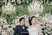 Pernikahan Fifi dan Ian by  Menara Mandiri by IKK Wedding (ex. Plaza Bapindo)