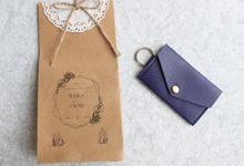 JARISKA & FADEL WEDDING by Gifu Invitation & Souvenir