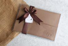 BABY SHOWER TASYA KAMILA & RANDI BACHTIAR by Gifu Invitation & Souvenir