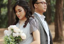 Pre Wedding Session for Chris & Ve by Positivo