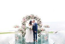The Wedding of Bonnie and Bryce by AVAVI BALI WEDDINGS