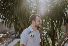 A Wedding that combines Nature Arts Science by Glittering Carousel