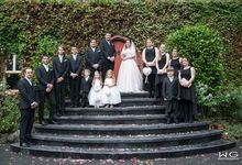 Wedding of Jessica & Robert by WG Photography