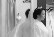 Wedding Day Clara-Andrean at El Royale Kelapa Gading by Alissha Bride