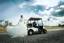 Prewedding Of Vido & Vivi by ChrisYen wedding boutique