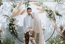 The Wedding of Rahma & Rezin by Daydreaming Works