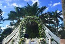 Unveil your dream wedding with us! by Puteri Gunung Hotel