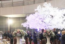 Dhee  & Ay Wedding - BRP SMESCO Convention by BRP BALLROOM (Sucofindo, Smesco & Sovereign)