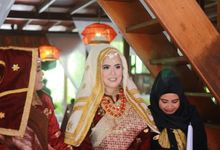 annisa & rully by melwin wedding
