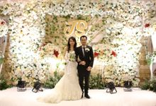 The Wedding of Try & Shelvin by EPIC ART