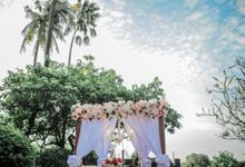 A Tasteful Rustic Garden Wedding at Lights of Love by Marco Constantino