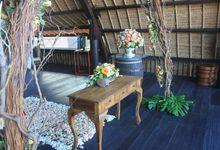 Nudi Upper Lounge Venue by Holiday Inn Resort Bali Benoa