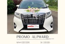 PROMO Start From 1.5 million by Michael Wedding Car