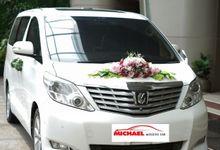 Alphard 2010/2011 by Michael Wedding Car