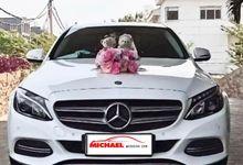 c200 tahun 2018 by Michael Wedding Car