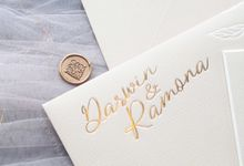 Darwin & Ramona by Vinas Invitation