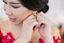 Gladys & Hansen E-Day by Twogather Wedding Planner