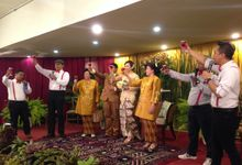 Wedding of Givan and Olive by MC Klub Jakarta
