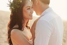Luky & Feiliana - Wedding Day by Danieliben