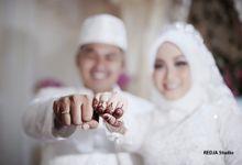 Weddding Citra & Nanda by Redja Studio Photography