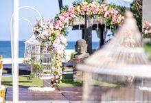 The Wedding Of  Mr Lee Beom Joo & Ms Kim A Ram by Bali Wedding Atelier