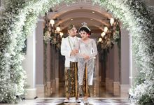 Fitri & Kenji Wedding by Speculo Weddings