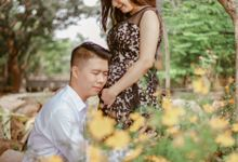 Maternity Photoshoot at Alissha by Alissha Bride