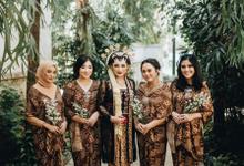 Wedding - Afit & Itok by VAIA