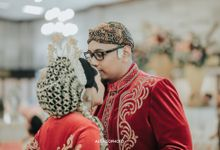 PURI ARDHYA GARINI WEDDING OF RIZKY & SAKINA by alienco photography