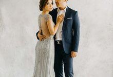 Anton & Silvy Prewedding by Kev by MA Fotografia